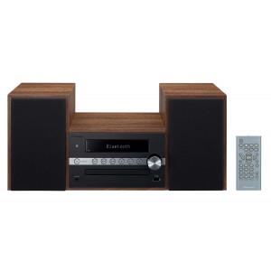 Pioneer X-CM56-B CD/FM/Bluetooth/USB micro Hifi, fekete