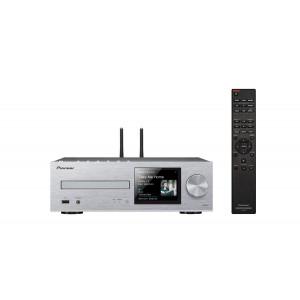 Pioneer XC-HM86D-S hálózati vevőegység, CD lejátszó, szürke