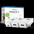 devolo D 8398 Magic 2 WiFi 2-1-3 Multiroom Kit